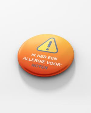 button notenallergie